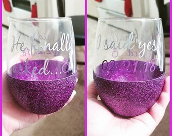 He Finally Asked, I Said Yes Drinkware