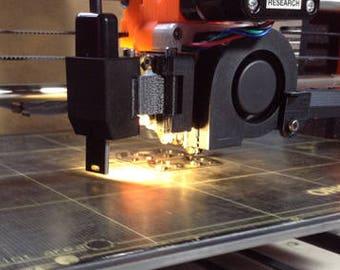 Floating LED Light for Prusa 3D Printer