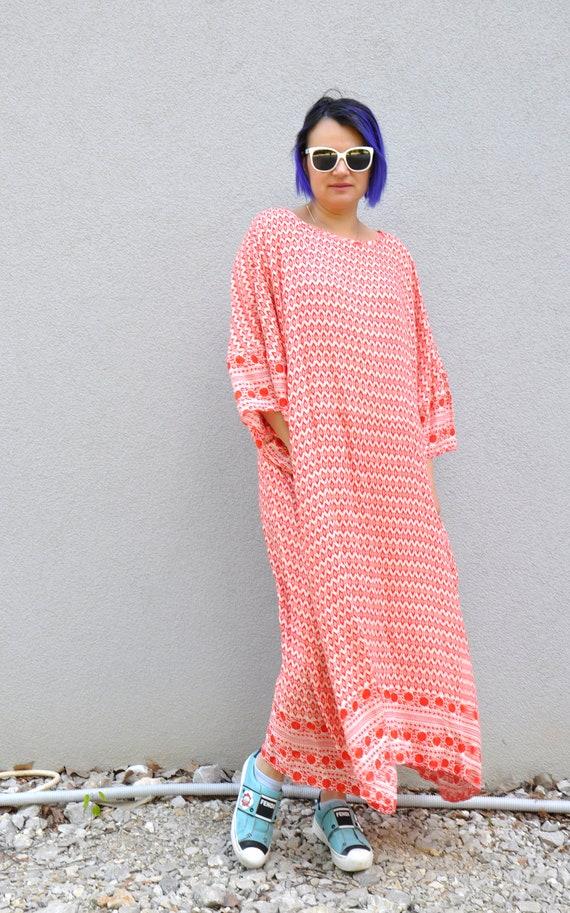 Plus Woman Loose Viscose Loose Soft dress caftan dress size Plus Maxi NEW size Party Summer Caftan D1810 fit dress dress comfortable tunic POqxSETwTn