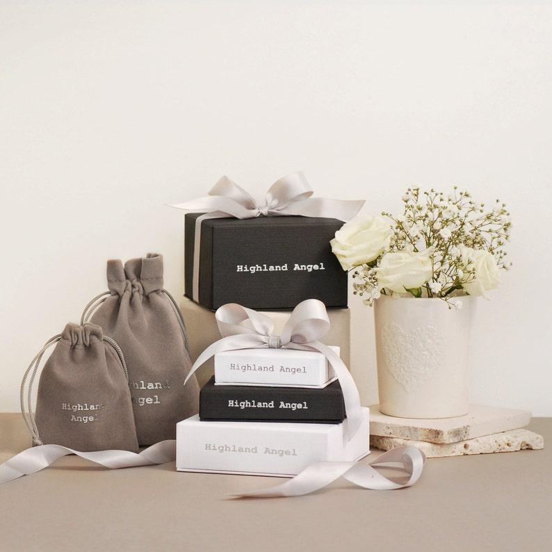 Freeform Grey Pearl Bracelet with Heart Charm