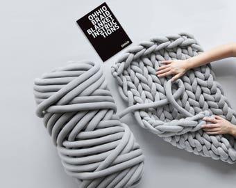 """Ohhio Braid Mat DIY Kit (20"""" x 30"""")"""