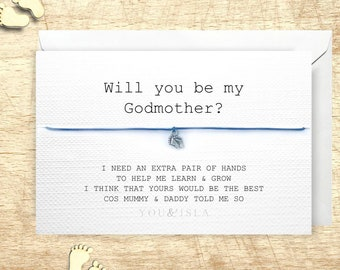Be My Godmother Etsy