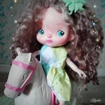 Reserved Repaint doll for Kay