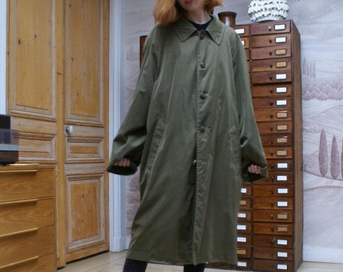 Hermes vintage trench coat