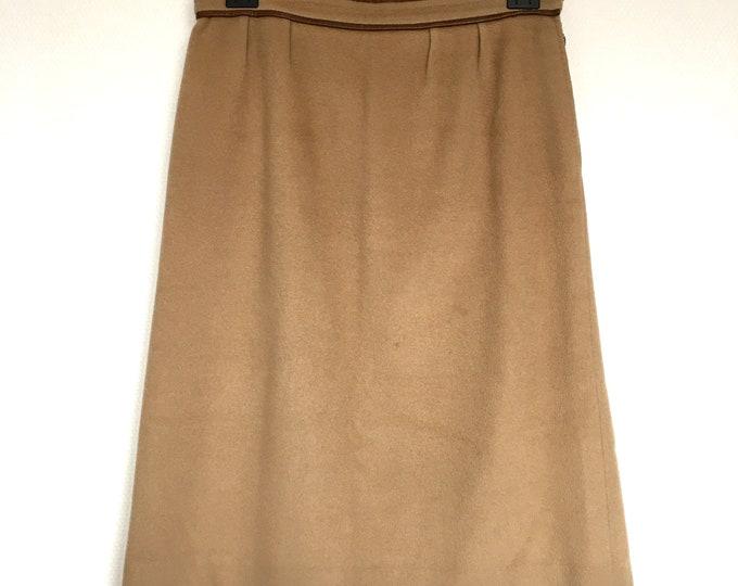 Hermes Kashmir skirt