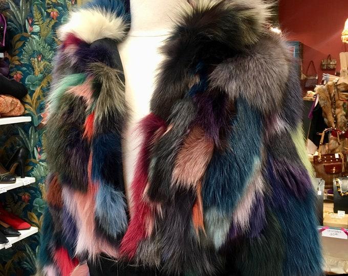 Vintage Fur Coat 70