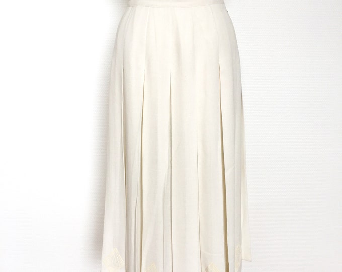 Vintage Hechter skirt