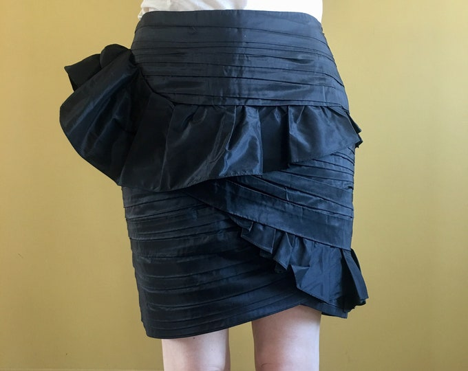 Ungaro silk skirt