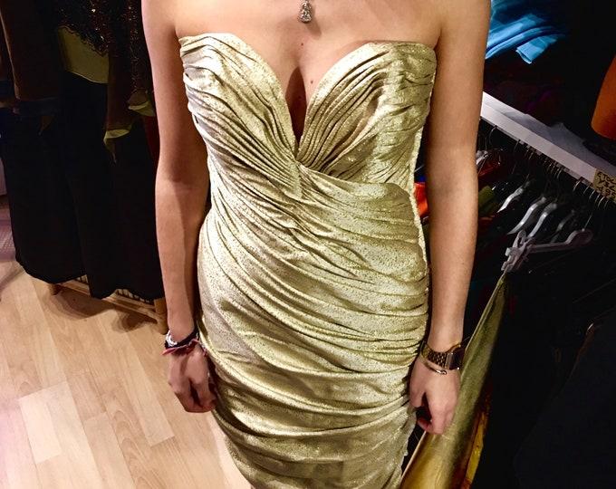 Vicky Tiel dress