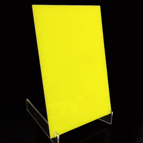 4mm Thick transparent Perspex acrylic sheet Plastic Plexiglass Cut 100mm*200mm