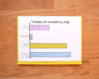 Funny Thank You Card Best Friend Card Thank Yous Funny Etsy