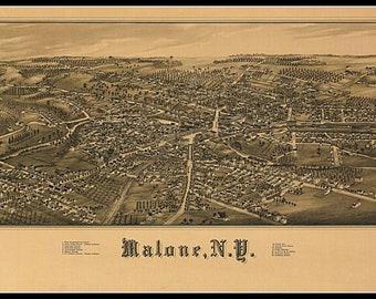 Malone ny | Etsy