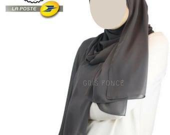 Hijab chiffon scarf