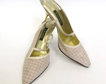 0bfdc89b07f55 Escada shoes | Etsy