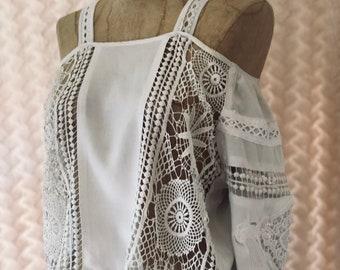 fa7fd82e045e88 Ibiza Boho Blouse Multiwear