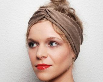 Turban   Headband   beige   Ladies