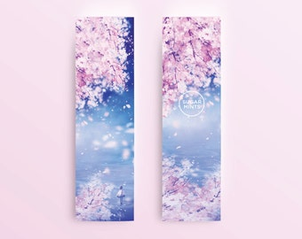Anime Art Bookmark: Pieces of You