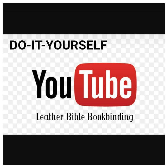 How to bookbinding video with ben vannoy via youtube etsy solutioingenieria Images