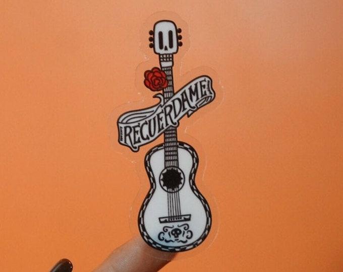 Coco Recuérdame Sticker