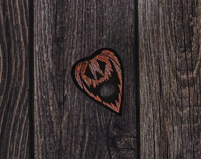 Summoning Halloween Enamel Pin