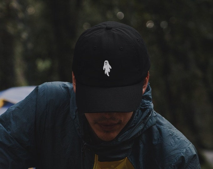 "Lively Ghosts ""Ghostie"" Dad Hat"