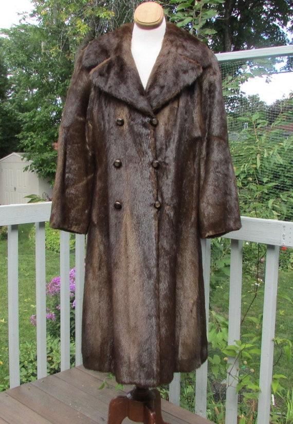 River ottar  Ladies coat.