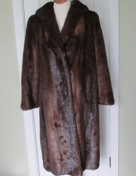 River otter ladies coat XL