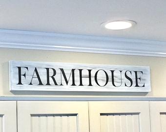 Farmhouse Sign - Farmhouse Decor - Kitchen Decor - Fixer Upper Decor - Rustic Wood Sign - Rustic Farmhouse Sign - Farmhouse Kitchen Sign
