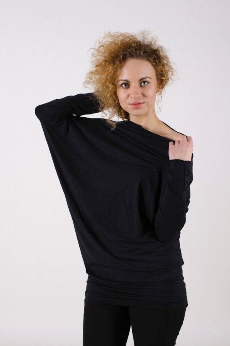 Für Navahoclothong Schwarze FrauenEinzigartige BluseTunikaKleidDamen Outfit HandgemachtKleidung xBQdCroeW