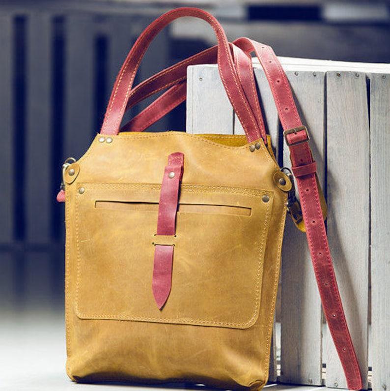 9a14573ecb5ac Damska torebka torebka skóra torebka Handmade Totes torba