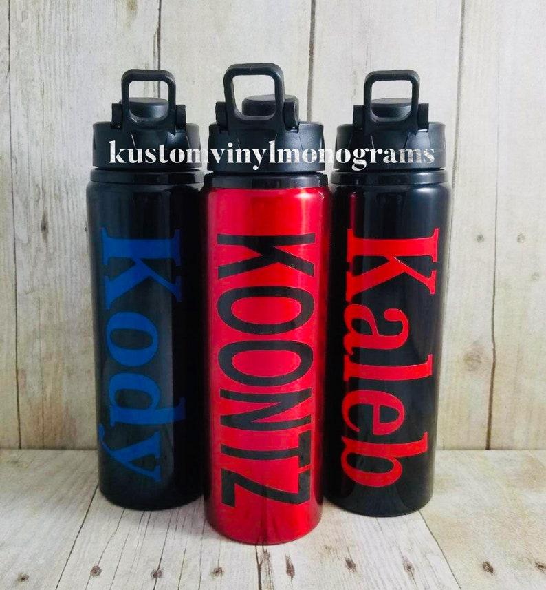 Maars 28oz H2Go Aluminum Surge Sport Water Bottle