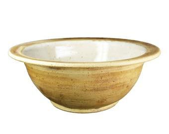 Muesli bowl in earthy colours