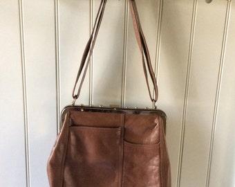 Ruth Saltz Designer Handbag/Designer Handbag/Ruth Saltz/Collectible Handbags/Vintage Handbags/Vintage Brown Handbags/Ladies Handbags/Purses