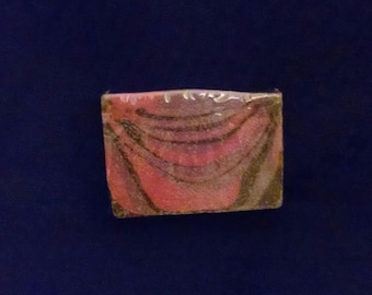 Berry Happy Cold Process Soap Bar