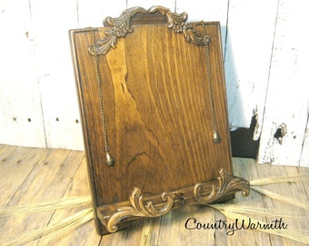 Fantastic Wood Ipad Stand Cookbook Holder Book Stand Tablet Holder Etsy Complete Home Design Collection Papxelindsey Bellcom