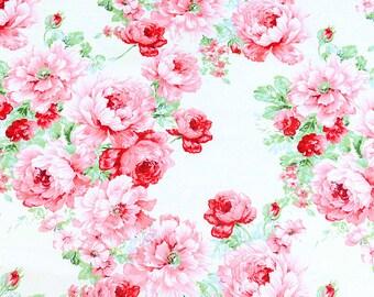 shabby chic fabric by the yard etsy rh etsy com rachel ashwell shabby chic fabric by the yard shabby chic floral fabric by the yard