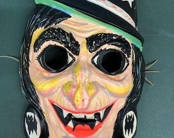 Wildcats Grifter superhero halloween costume mask NM very rare vacuform