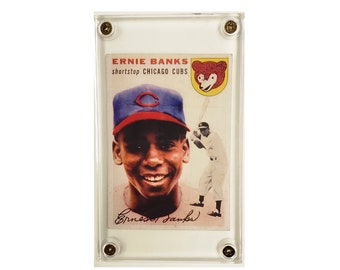 Ernie Banks Etsy