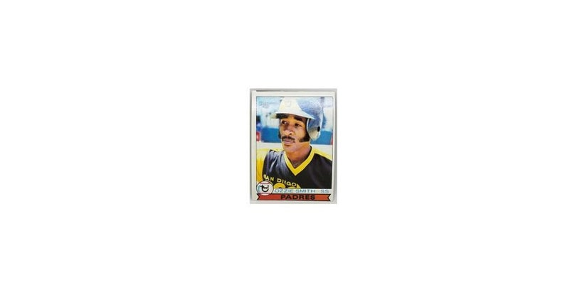 Ozzie Smith Rookie Card 100 Set Fresh 1979 Topps 116 Padres Hof Ss Original