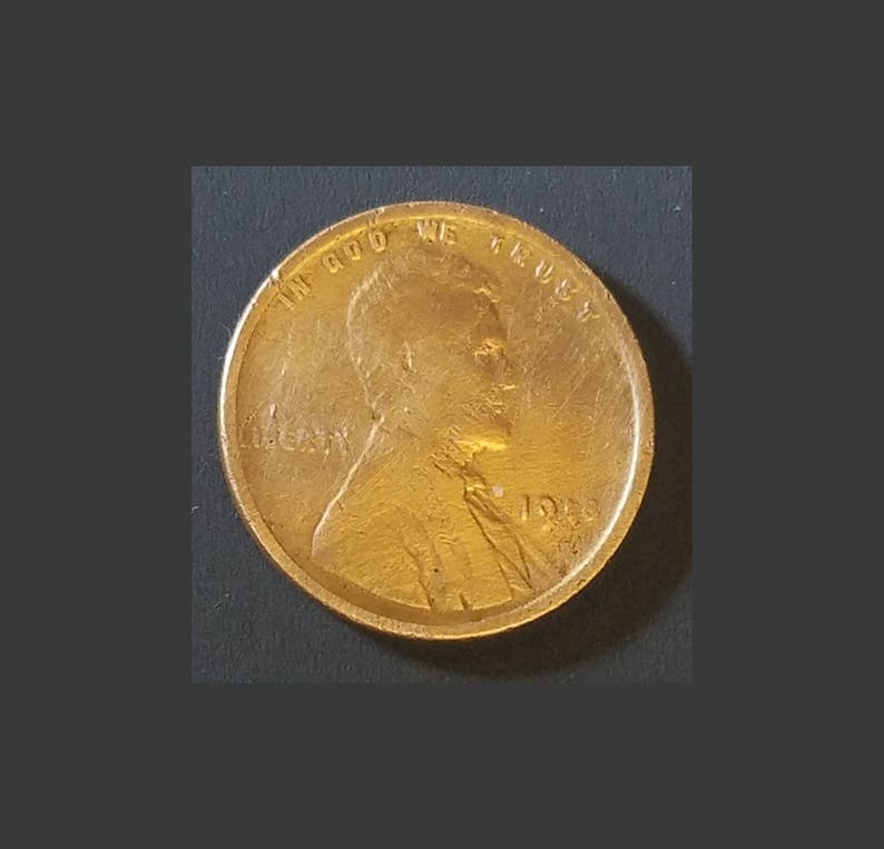 1915 LINCOLN WHEAT CENT FREE AND PROMPT SHIPPING