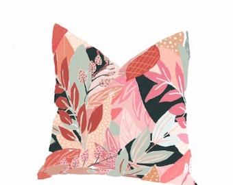 Terracotta Jungle Cushion