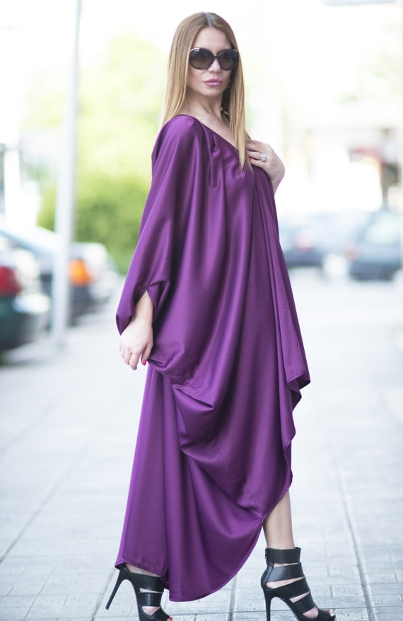 Tunic Long Maxi EUGfashion Kaftan Long Long dress by KA0333CHSA Kaftan Summer Chiffon 5qARxfH