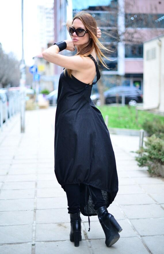 Dress Size Sleeveless DR0264LE Black Kaftans Kaftan Kaftan Loose Summer Womens Plus Kaftan Dress Long Kaftan Size Plus Linen UWwCqnaF