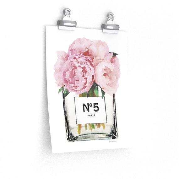 International Shipping Blush Pink Peony Peonies Vase Etsy