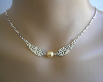 snitch wings etsy