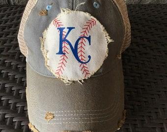 8bc4a322 Kansas city hat | Etsy