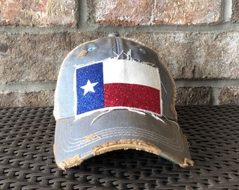 Texas Lone Star State MAP Watercolors Unisex Baseball Cap Outdoor Fishing Caps Adjustable Trucker Caps Dad-Hat