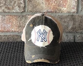 124217ac69d Yankees vintage hat