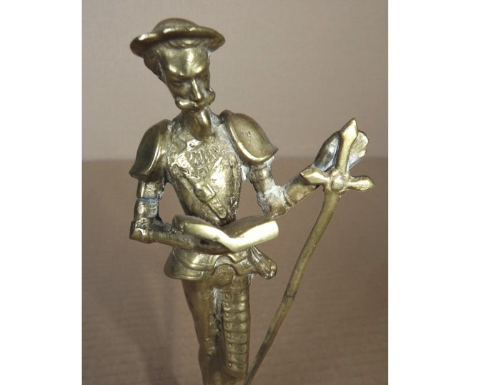Bronze sculptures, Bronze Don Quijote,  Bronze Man