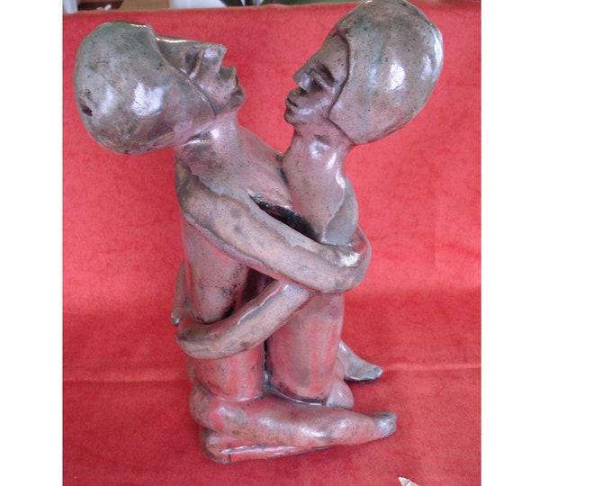 Exceptional and Rare Pre-Columbian Moche Erotic Pottery